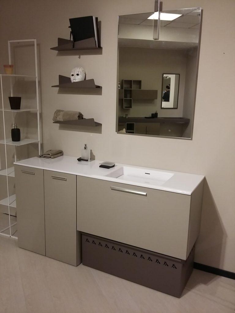 Bagno creta ideale per lavanderia visma arredo outlet for Visma arredo bagno