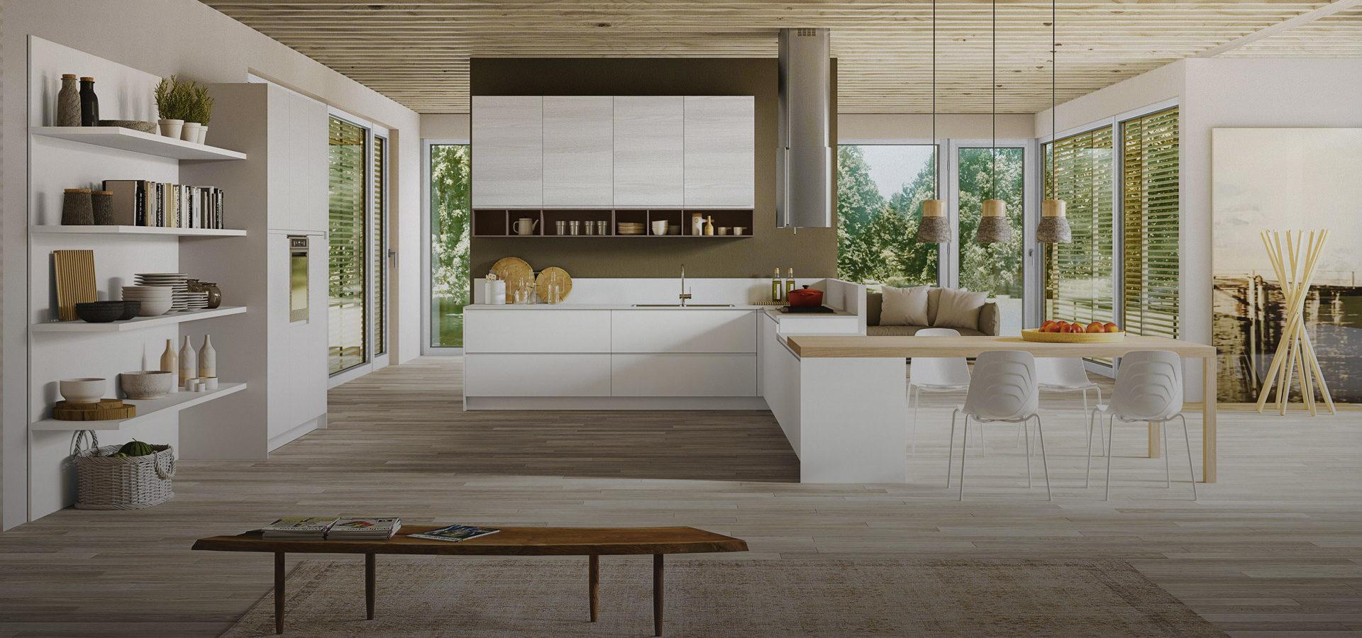 Visma arredo outlet occasioni su cucine e mobili per la for Visma arredo cucine